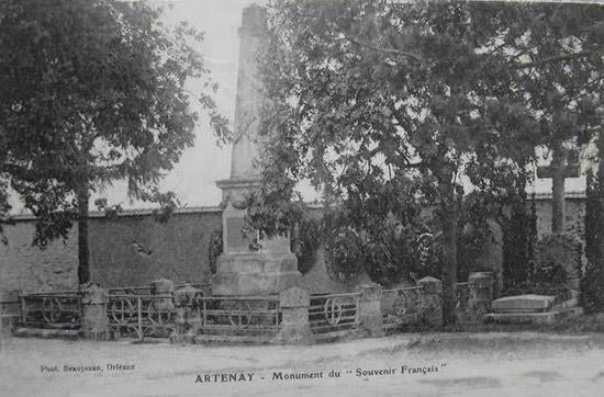 Artenay (45 - Loiret)