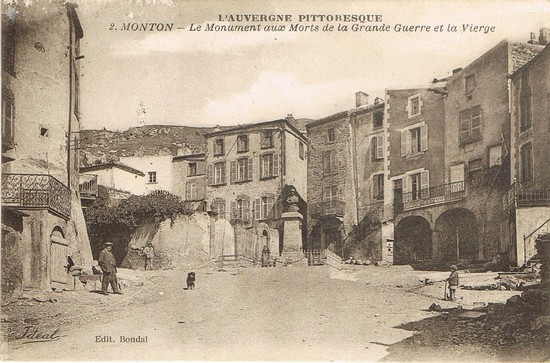 Veyre-Monton