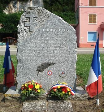 Stèle de Bosseron