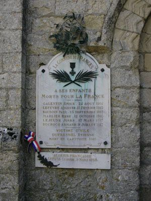 Arcy-Sainte-Restitue