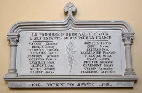 Hermival-les-Vaux