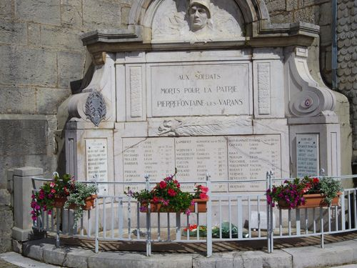 Pierrefontaine-les-Varans