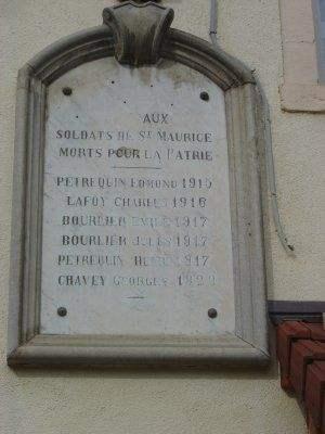 Saint-Maurice-Colombier