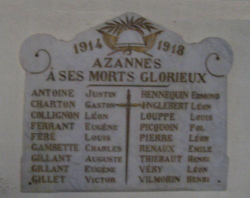 Azannes-et-Soumazannes