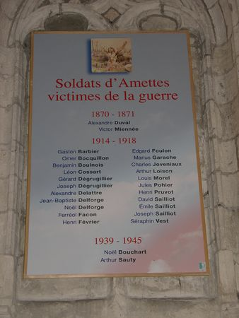 Amettes