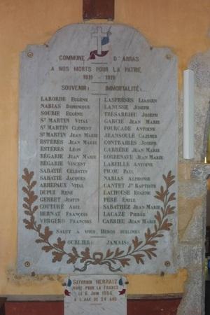Arras-en-Lavedan